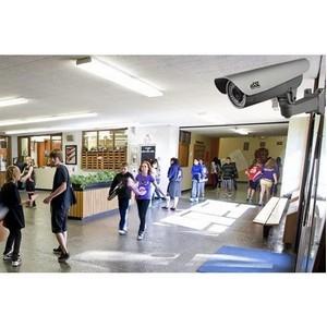 Система контроля доступа и видеонаблюдения в элитной гимназии