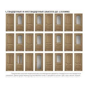 Нестандартные межкомнатные двери по индивидуальным размерам заказчика