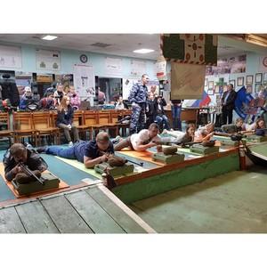 Ярославские таможенники соревновались в стрельбе