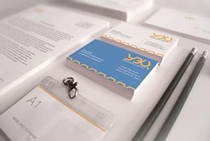Студия Артура Хазеева: разработка логотипа и фирменного стиля