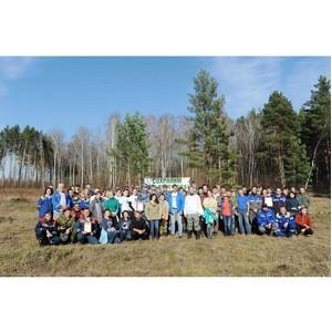 Тулэнерго получил благодарность за участие в акции «Сохраним лес»