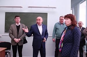 Мемориальная аудитория ректора Казанского университета Николая Лобачевского откроется в КФУ