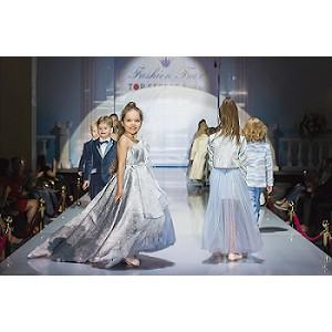 Коллекция Valentin Yudashkin Kids открыла Весенний Fashion Бал от Top Secret Kids и Дарьи Черныш
