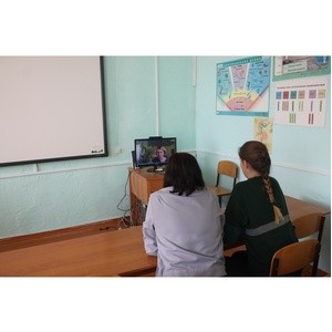 С воспитанницами ТВК-2 работают медиаторы