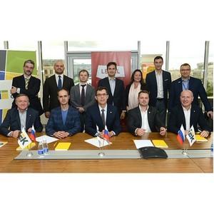 IEK Group и Ledel: синергия совместного развития бизнеса
