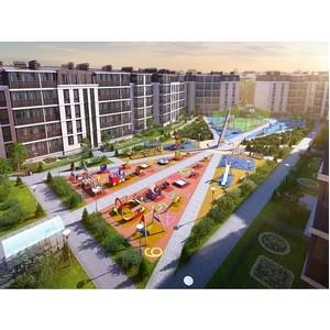 ЖК «СолнцеPark» холдинга «Аквилон Инвест» включен в Топ-10