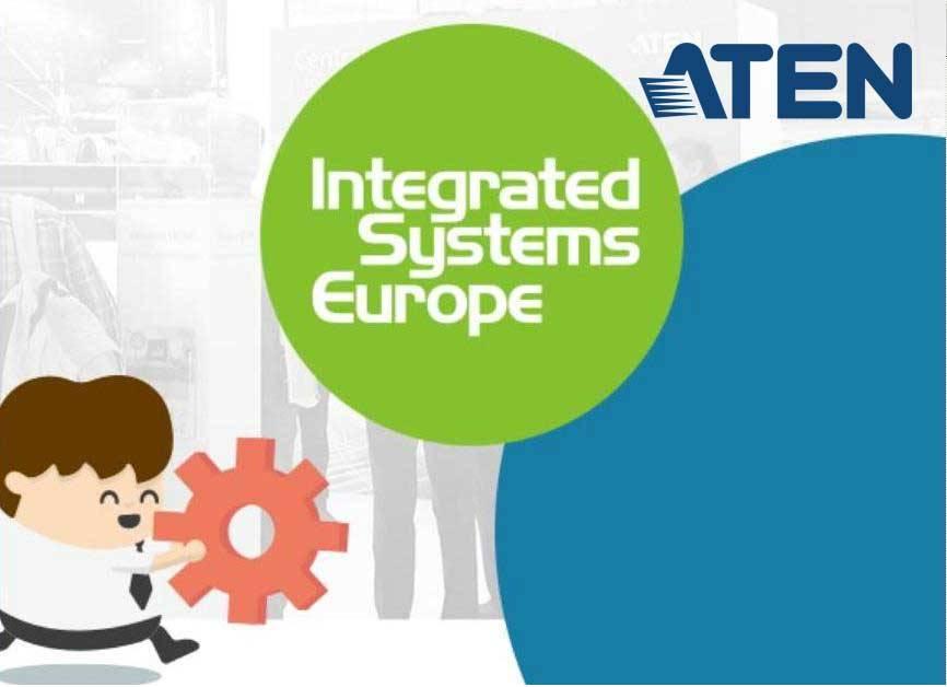 AV и IT ATEN в сфере системной интеграции на ISE 2018