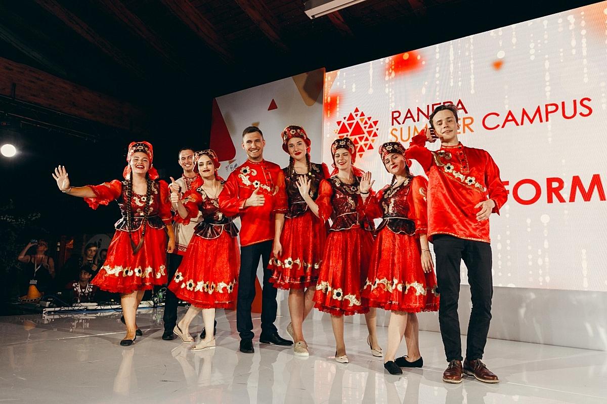 Студент Дзержинского филиала РАНХиГС принял участие в летнем кампусе Президентской академии
