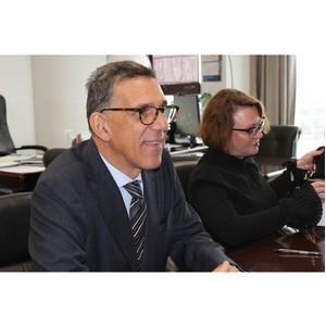 Франция оценила промышленную выставку Иннопром