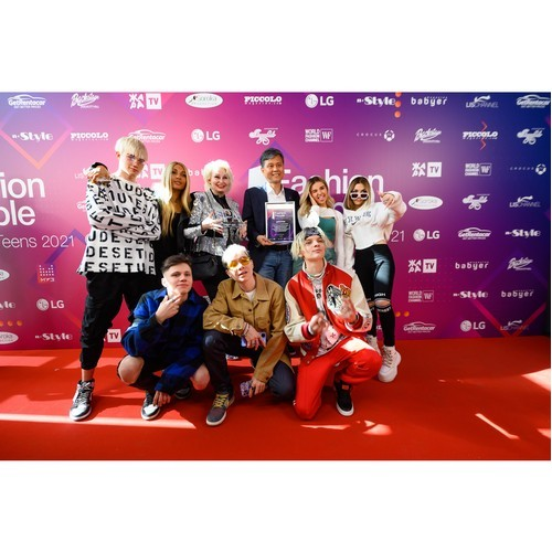 LG Electronics стала лауреатом Fashion People Awards Teens 2021