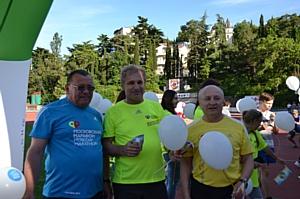 В Крыму прошли соревнования по триатлону и полиатлону