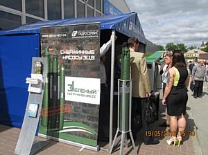 Новая торговая марка насосов ЭЦВ – «Зеленый Погружной Насос» представлена на форуме «Великие Реки»