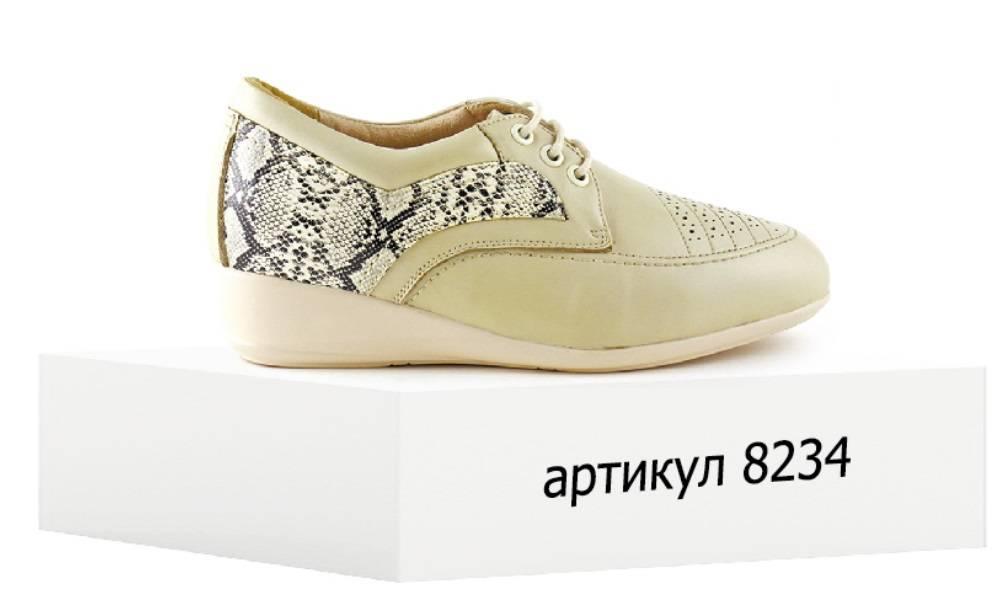 Особенности ортопедической обуви при деформации стоп.