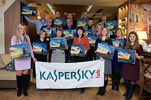 ГранИТ искусства, Kaspersky и Бумеранг