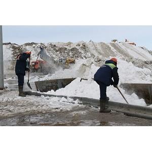 Активисты ОНФ в Югре поставили под сомнение законность снежного полигона в Ханты-Мансийске