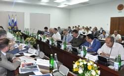 Прошло выездное заседание оперштаба по подготовке энергокомплекса к Олимпиаде