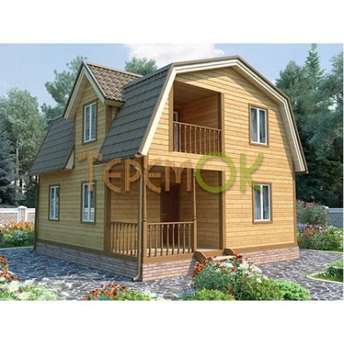 СК ТеремОК строит каркасные дома в Москве и области