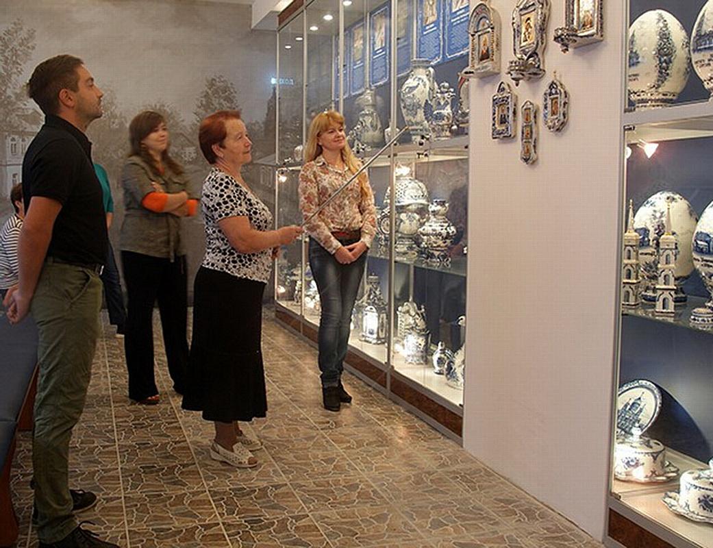 Музей гжельского промысла