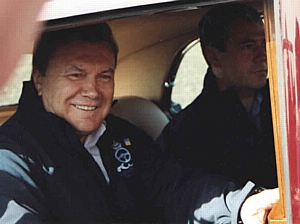Rolls-Royce двух президентов