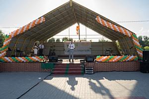 Работники Воронежского ф-ла «Евроцемент груп» отметили День строителя