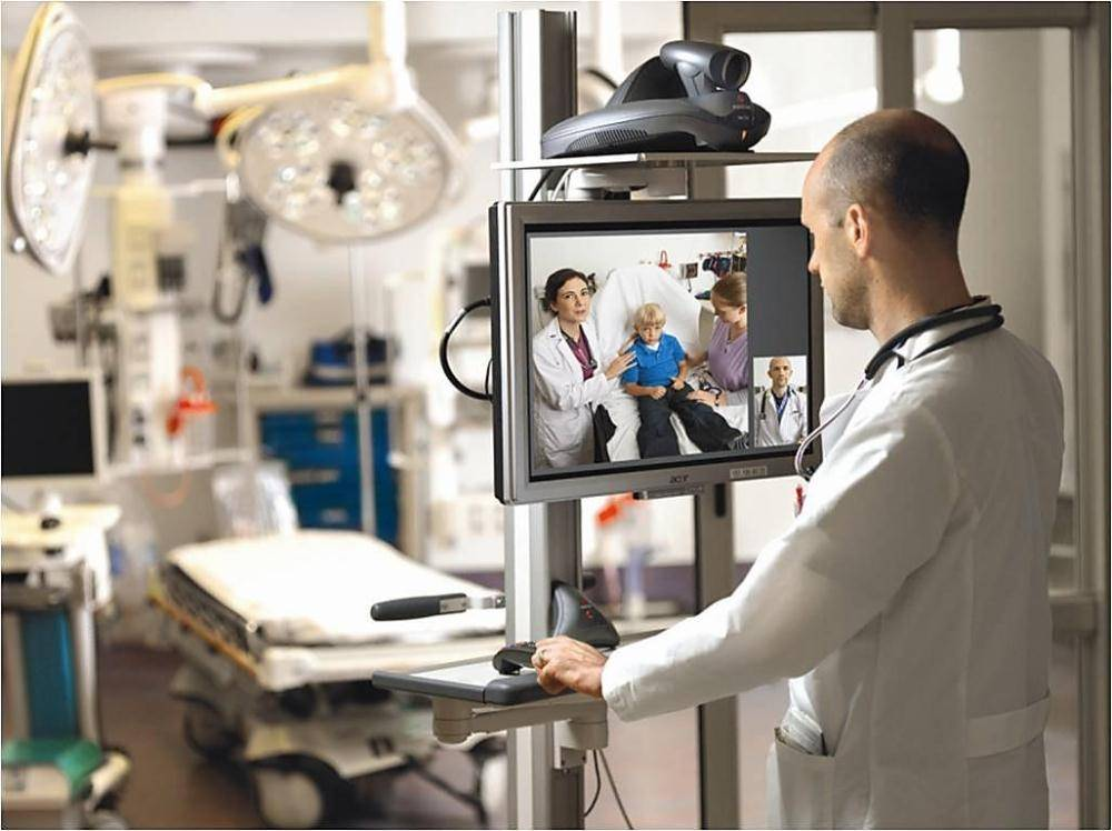 Передовые A/V технологии и устройства для развития телемедицины