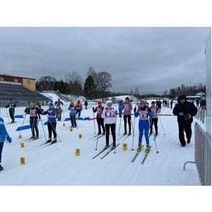 В Ярославле завершились соревнования ЦТУ по лыжным гонкам