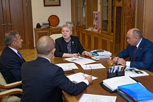 Нюансы встречи делегации Республики Татарстан и министра образования и науки РФ Ольги Васильевой
