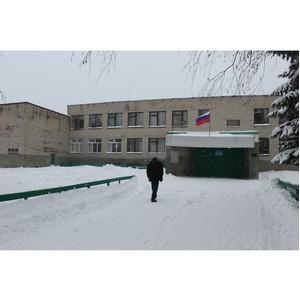 ОНФ в Воронежской области просит власти запланировать капремонт школы в селе Козловка