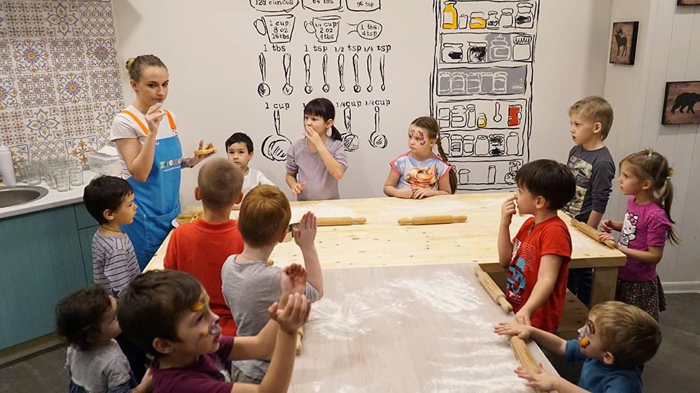 Франчайзи сети Kitchen открыл семейное кафе в Балашихе