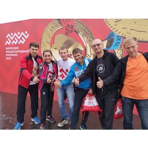 Пермский международный марафон - 2018