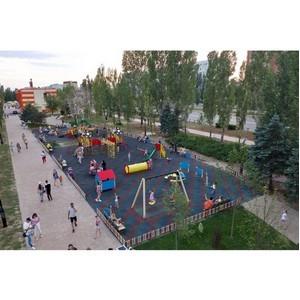 Активисты ОНФ указали властям Волгограда на недочеты благоустройства