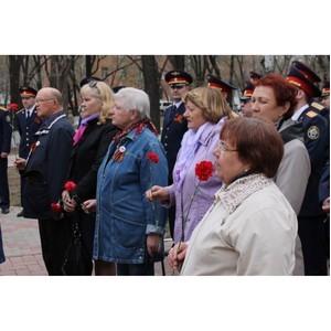 Активисты ОНФ в Амурской области приняли участие в мероприятиях, посвященных празднованию Дня Победы