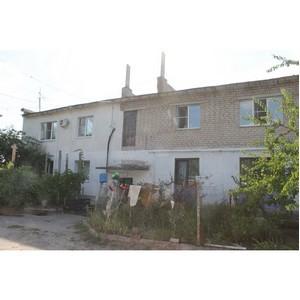 После сигнала ОНФ жилому дому в Воронеже нашли управляющую компанию