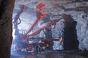 Буровые установки для проходки тоннелей Sandvik DTi: непрерывное развитие в тоннелестроении