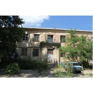 ОНФ просит власти Воронежа расселить аварийный дом в районе проживания