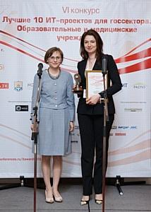 Проект «Техносерва» для медцентра ДВФУ во Владивостоке стал одним из Лучших ИТ-проектов в госсекторе