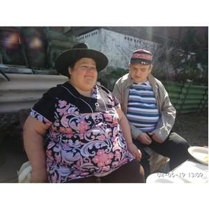 Волонтер для семьи Белогорцевых в Самаре