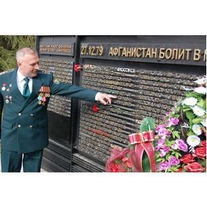 Сотрудники Сибирской оперативной таможни почтят память воинов-участников локальных конфликтов