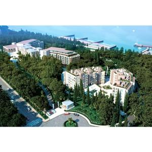 Топ 5 апарт-комплексов Сочи с самой большой общей территорией