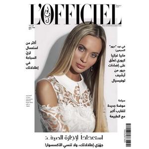 Русская модель появилась на обложке L'Officiel Дубай