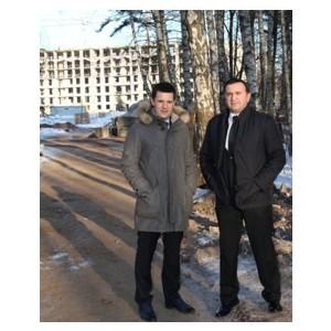 В ЖК «Рассказово» началось строительство второй очереди