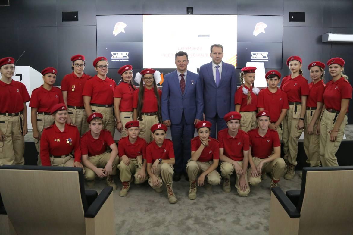 Уралвагонзавод поддерживает юные таланты