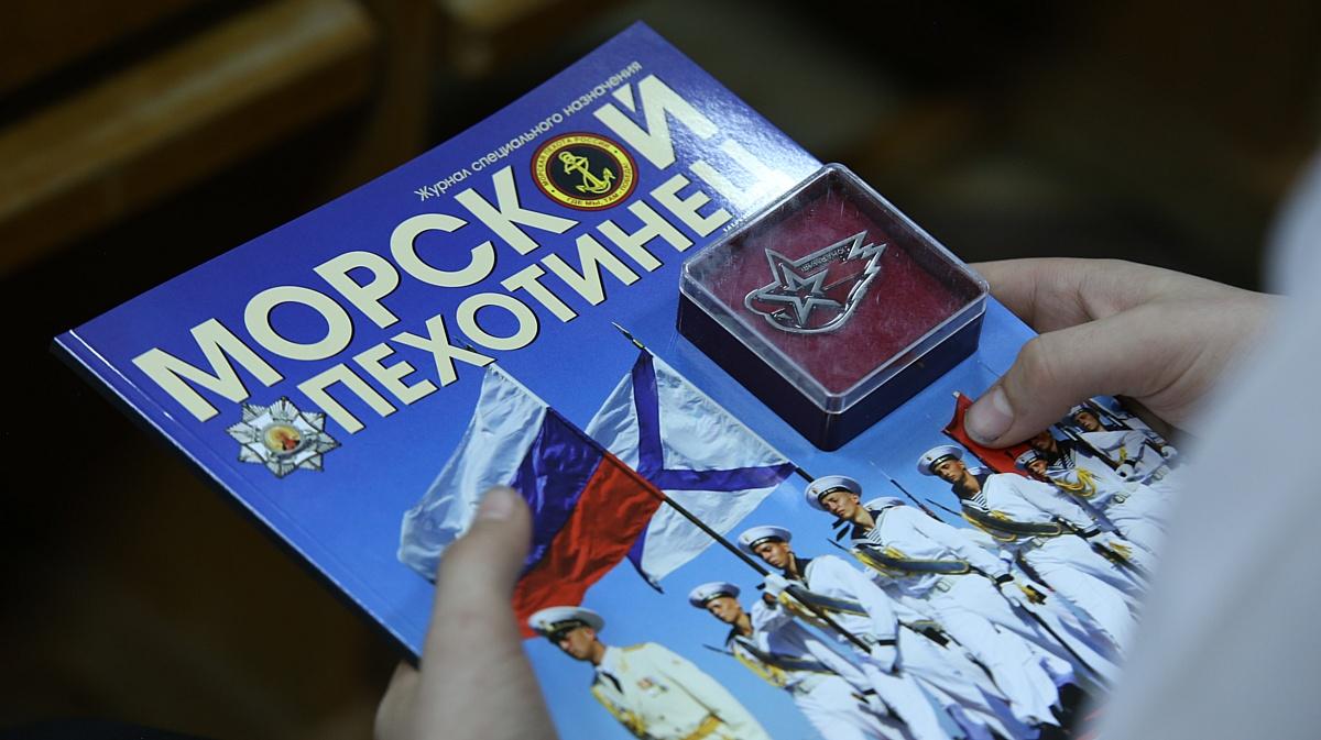 Общероссийское движение «Юнармия» пополнилось новыми участниками
