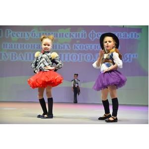 Фестиваль национального костюма «Чувашия многоликая» стал праздником для жителей и гостей республики