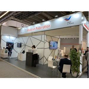 Российские компании представили аддиктивные технологии на Formnext