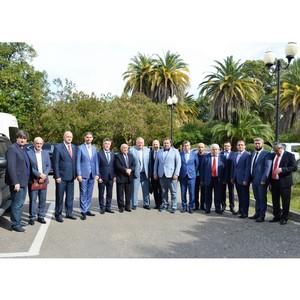 К юбилею независимости у Абхазии прибавилось друзей