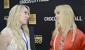 Звёзды эстрады рассказали о своих предпочтениях ведущей Анне Ледневой