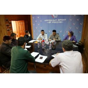 На круглом столе ОНФ в Чечне обсудили итоги мониторинга доступности городской среды для инвалидов