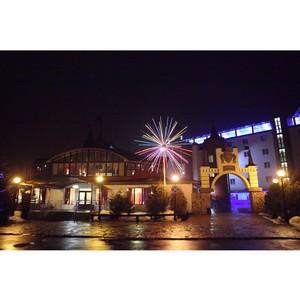 Новый отель «Вышеград» -  новый формат на рынке загородных гостиниц