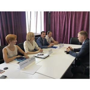 Забайкальский бизнес-омбудсмен провела прием предпринимателей с ресурсоснабжающими организациями
